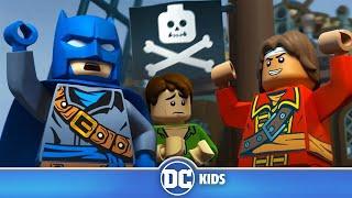 LEGO Justice League Cosmic Clash | Batbeard Ahoy! | DC Kids