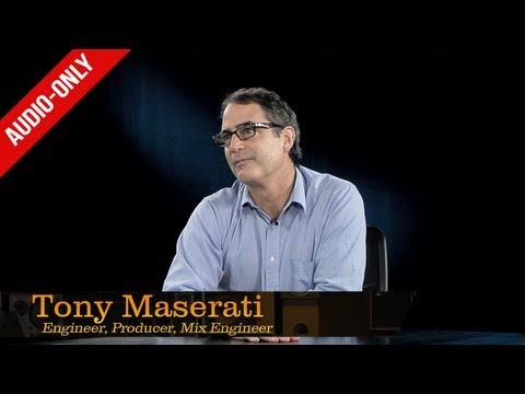 Pensado's Place #89 - Producer and Engineer Tony Maserati