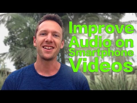 Why you need a Microphone for Filming iPhone or Android Videos