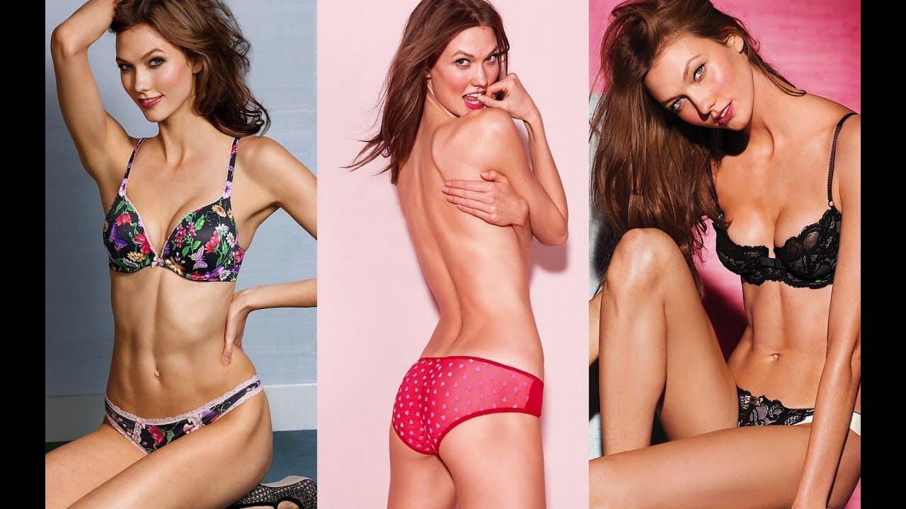How To Cancel Uber >> Karlie Kloss Shows her Uber Hot Body for VS Lingerie ...