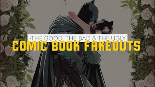 Big Fat Lies in Comics - New Avengers, Captain Marvel & Batman's Wedding