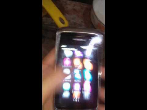 Nokia Asha 309 Water test