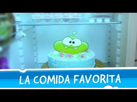 Las Historias de Om Nom - La Comida Favorita - Cut The Rope