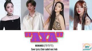 "Mamamoo(마마무) ""AYA"" Cover by : DAIY (devi,ardi,inda…"