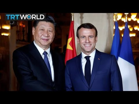 Beijing and Paris sign 15 business deals | Money Talks