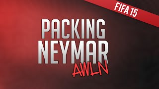 PACKING NEYMAR! - Fifa 15 Ultimate Team Thumbnail