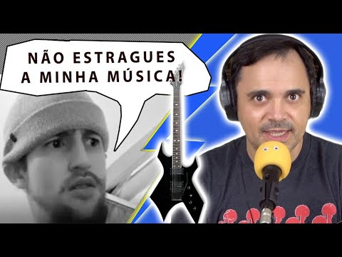 """""""GRAFENO - Rabo de Peixe Tá Fechado!"""", versão METAL... e cuecas de senhora!"""