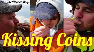 Wow! Metal Detecting Incredible Silver coins | Kissing Coins
