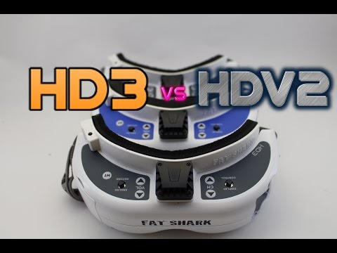 Should you UPGRADE? Fatshark Dominator HD3 review. HD3 vs HDv2 vs V3