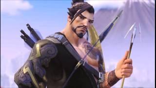 Hanzo | RYUUGAWA GA TEKI WO KURAU | Overwatch