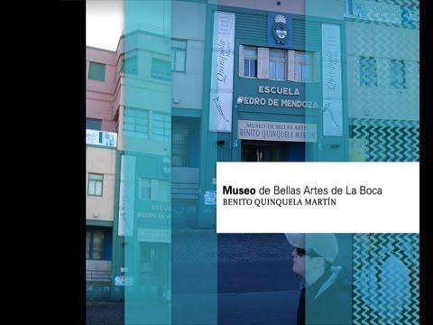 Museo de Bellas Artes de La Boca Benito Quinquela Martín