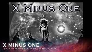X Minus One -  Dr  Grimshaw's Sanitorium (July 14, 1955)