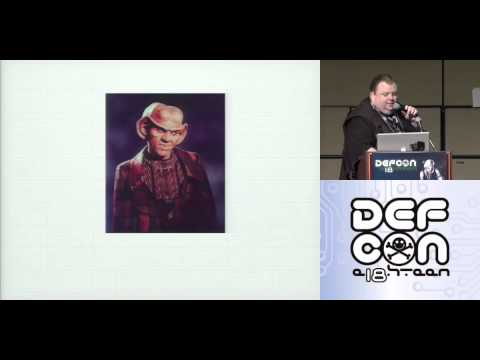 DEF CON 18 Hacking Conference Presentation By AP. Delchi - Physical Security You Are Doing It Wrong