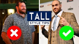 Fashion For Skinny Tall Guys | Tall Style Tips For Men (How To Look Less Thin)
