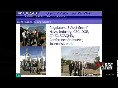 UCSD's Microgrid of the Future: A Case Study