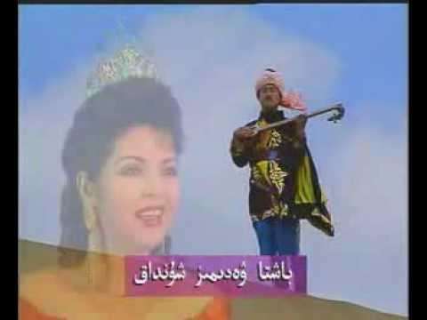 Modenhan -- Uyghur Falk Song