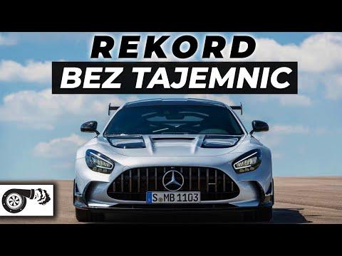 Jak Mercedes-AMG GT pokonał rekord toru Nurburgring? Odkrywam wszystkie fakty!