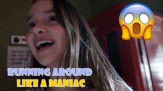 Running Around Like a Maniac 😱 (WK 352.3) | Bratayley