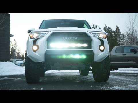 Custom Supercharged Toyota 4Runner: Complete Build With Kendall Toyota Of Bend