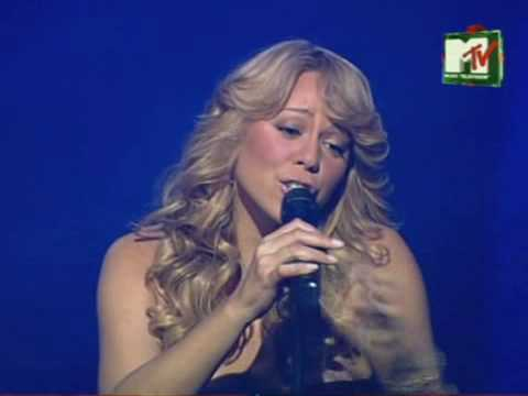 Mariah Carey   cant  if living is without You playback MTV