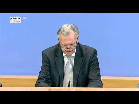 Internetkriminalität: Jörg Ziercke & Dieter Kempf zu Abwehrstrategien am 27.08.2014