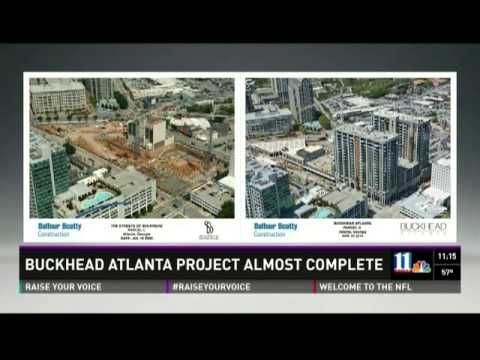Buckhead Atlanta   WXIA TV News 5 16 2014 11PM