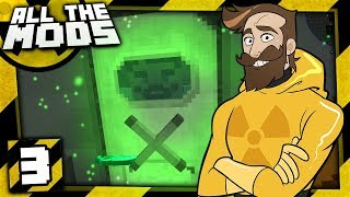 All The Mods NuclearCraft! Oh no! Lewis put me in quarantine! Serie...
