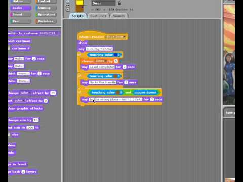 how to make a dance game on scratch with icons