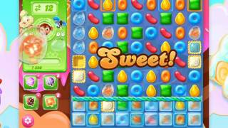 candy crush jelly saga level 607