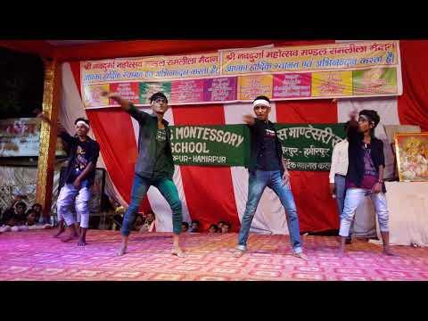 Suno Ganpati Bappa Maurya_Judwaa 2 _Group Dance Video