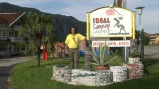 Ideal Camping Lampele, Willkommen