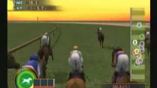 GALLOP RACER 2006 DREAM SERIES SPRINT(WORLD LEVEL)  RACE 1