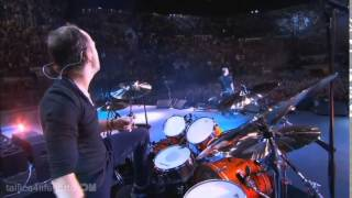 Скачать Metallica Enter Sandman Live Nimes 2009 с переводом RuSubSongs