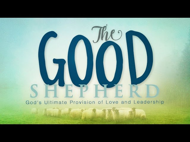 Good Shepherding-Part 4