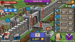 Grow Empire Rome -  Max all heroes unlimited crystals