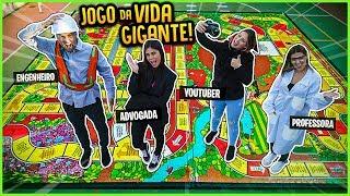 JOGO DA VIDA NO TABULEIRO GIGANTE!! ( VALENDO 5000 R$ ) [ REZENDE EVIL ]