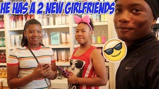 I FOUND MY BROTHER 2 NEW GIRLFRIENDS! NO MORE FORTNITE!!!