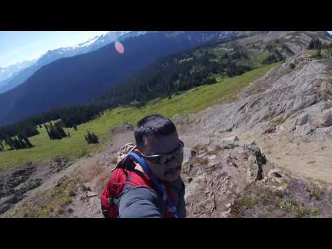 Skyline Divide Trail day hike