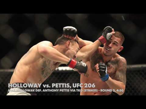 2016 Fighter of the Year nominee Max Holloway