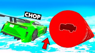 FIT IN THIS GAP OR FAIL CHALLENGE GTA 5