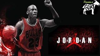 Fumble GOAT Series: Michael Jordan