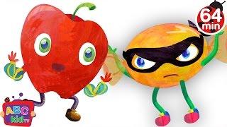 Fruit Song + More Nursery Rhymes & Kids Songs - CoComelon