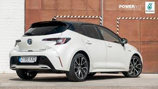 Toyota Corolla 180H, mejor que nunca, ¿pero deportivo? [PRUEBA - #POWERART] S04 - E58