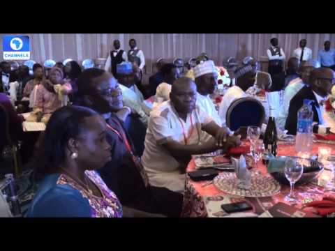Metrofile: NGE Honours Adesina, Shehu  29/08/15