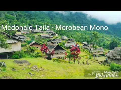 Mcdonald Taila- Morobe Mono (png music)