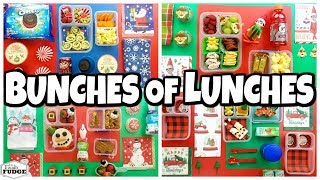 MYSTERY Family #3 Chooses Our Lunches 😱 School Lunch Ideas for KIDS
