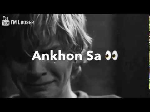 Katra Katra Ankhon Se New Ost Song Lyrics / By : iM Looser
