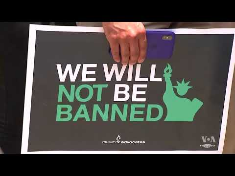 US Supreme Court Upholds Trump's Travel Ban from 5 Muslim-Majority Countries