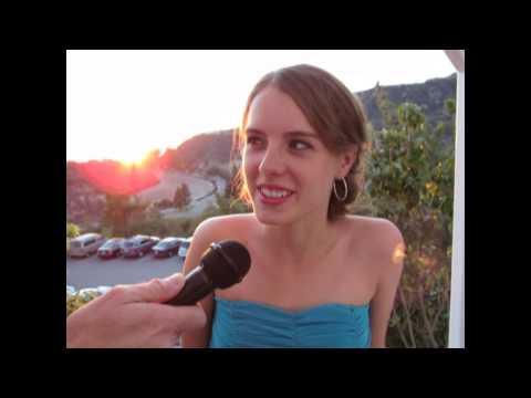 Burbank International Film Festival 2013   JUST ONE QUESTION  Laura Wiggins