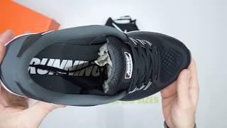 355d1b1667 Nike Flex 2017 RN - Black White - Unboxing